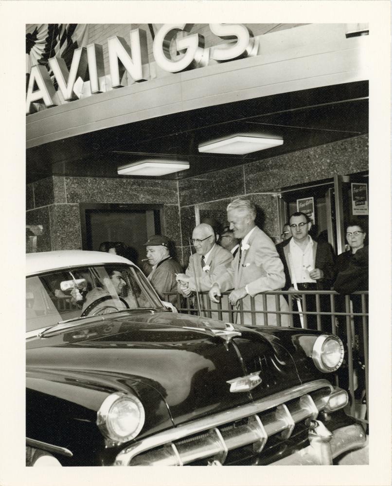 Ridgewood's first drive-thru window grand opening