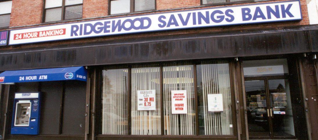Ridgewood's branch in Hollis