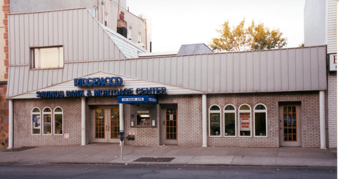 Ridgewood's Bay Ridge branch