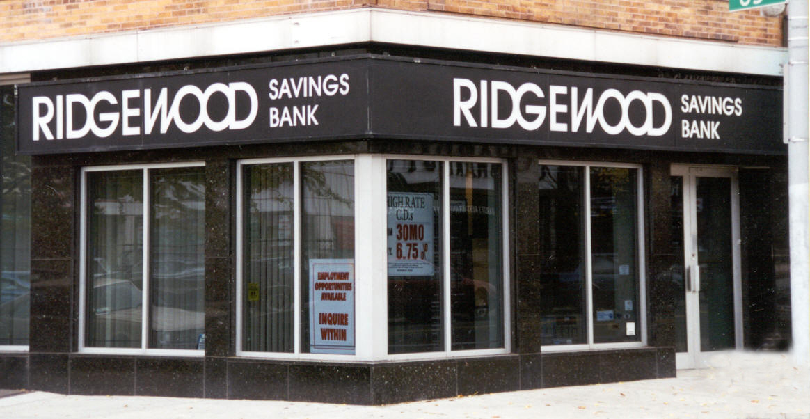 Ridgewood's Glendale Branch