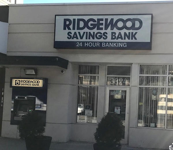 Ridgewood's White Plains Road Branch in the Bronx