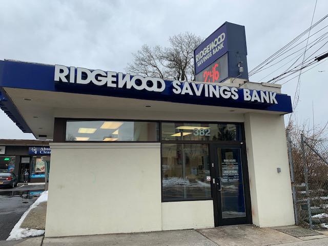 Ridgewood's New Rochelle Branch