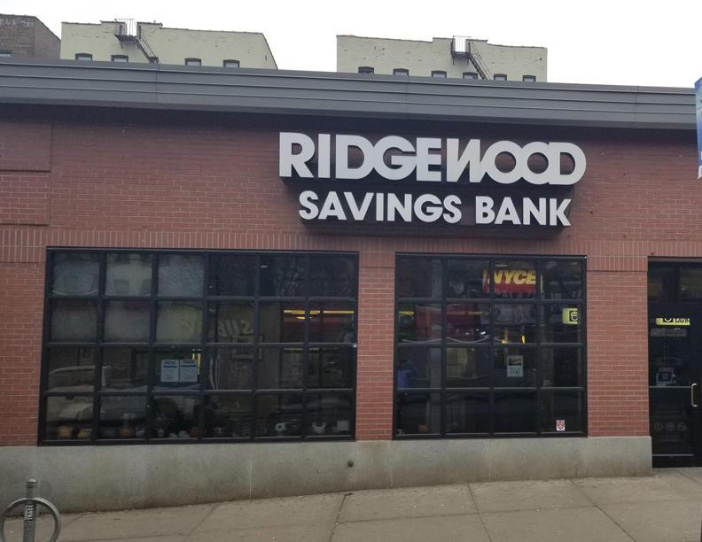 Ridgewood's Jerome Avenue Branch