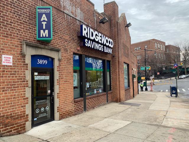 Ridgewood's Sedgwick Avenue Branch