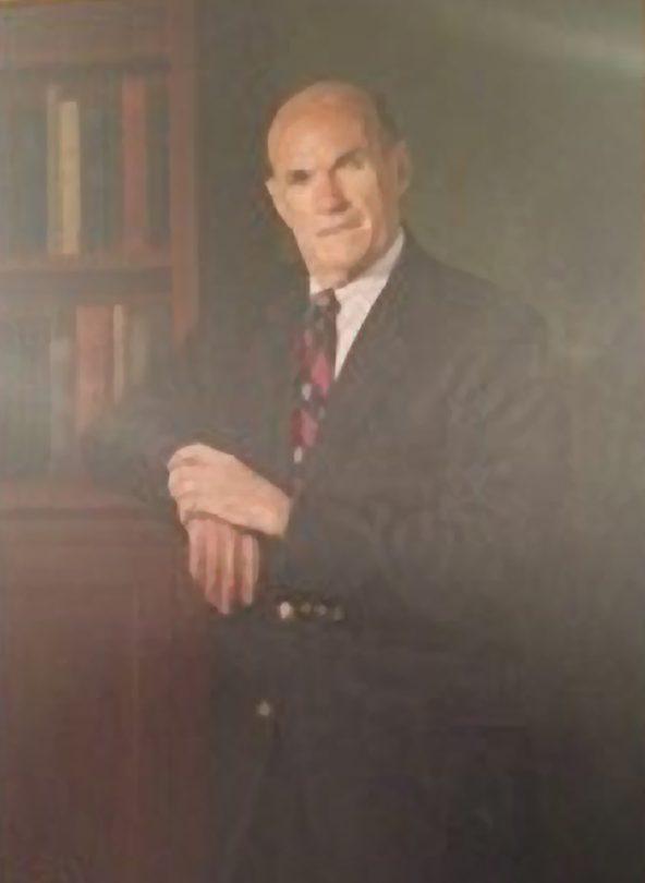 Portrait of William A McKenna Jr.