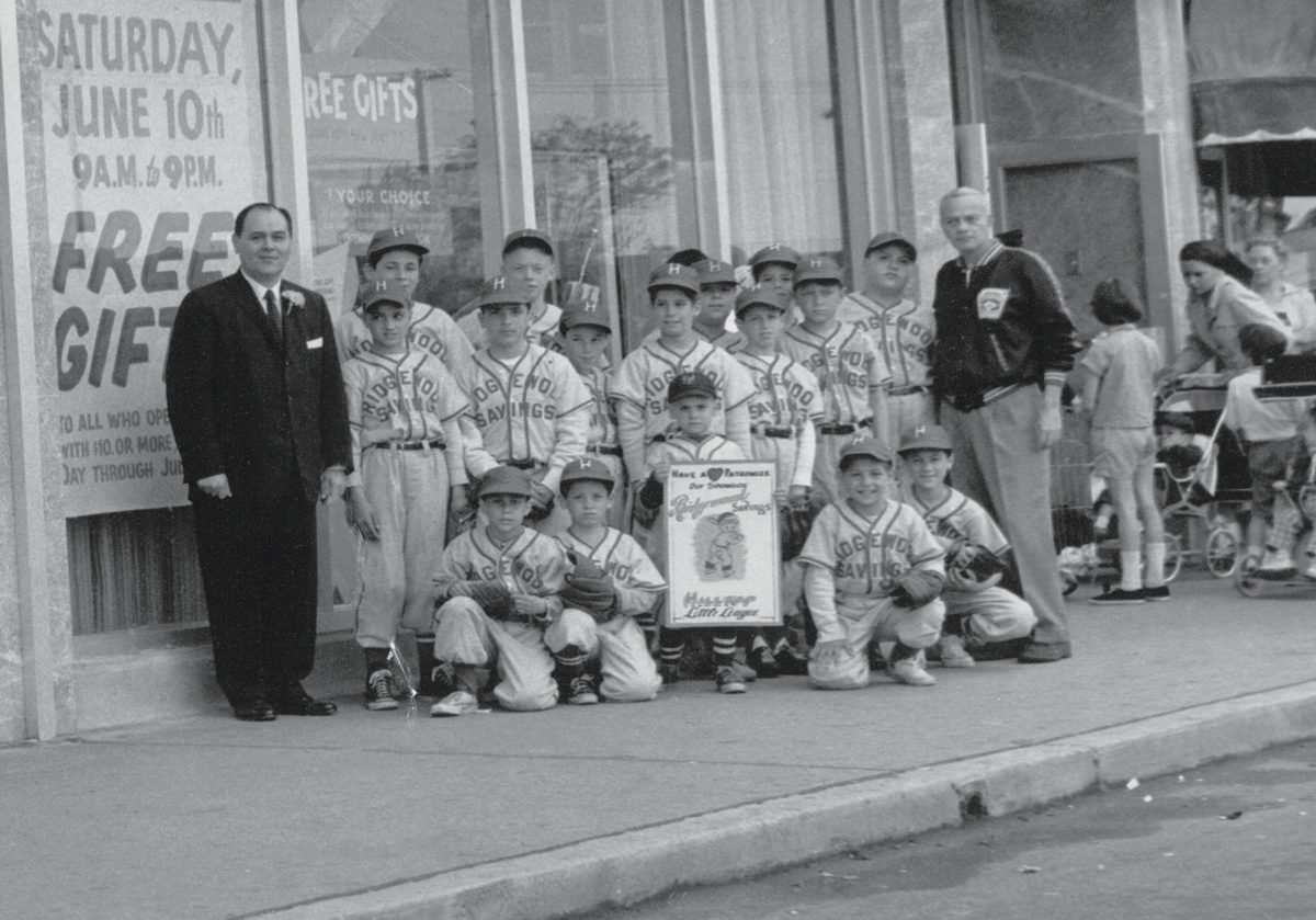 Hollis Little League Team