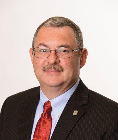 Portrait of Leonard Stekol | Current Chairman, President & CEO